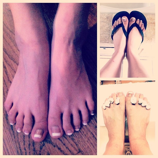 Shelbe Chang Feet