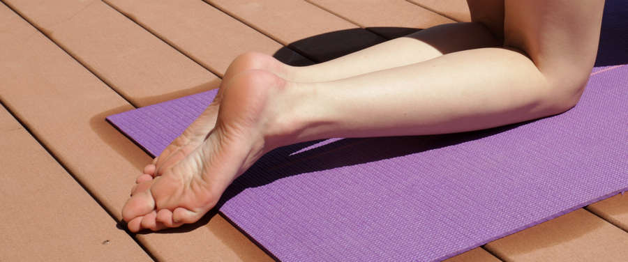 Emily Grey Feet