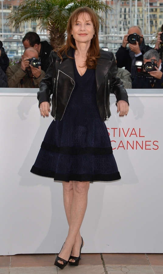 Isabelle Huppert Feet