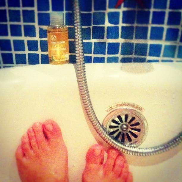 Vitoria Frate Feet