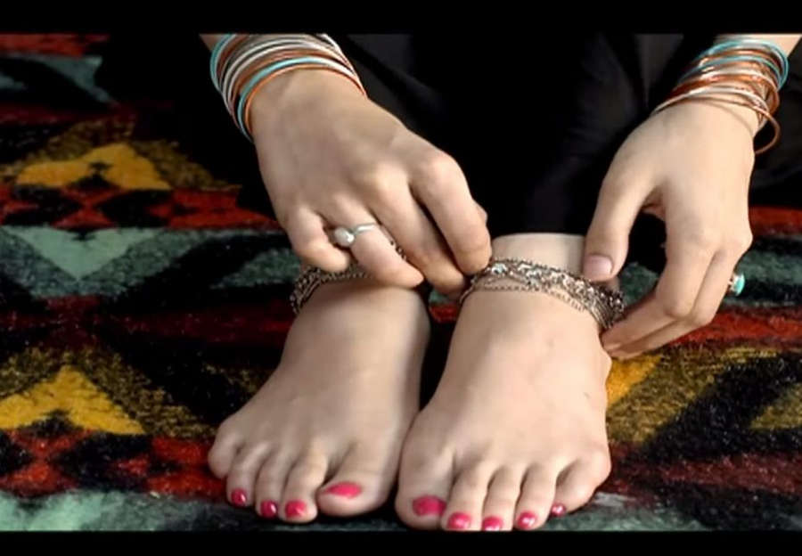 Arij Fatyma Feet