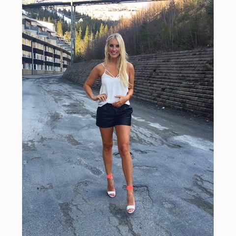 Bodil Bergstrom Feet