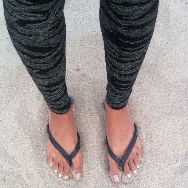 Jhene Aiko Feet