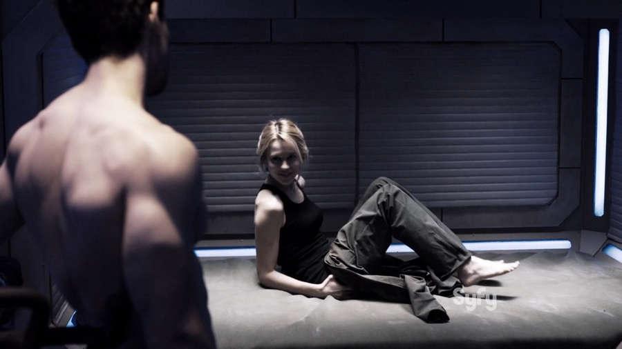 Kristen Hager Feet