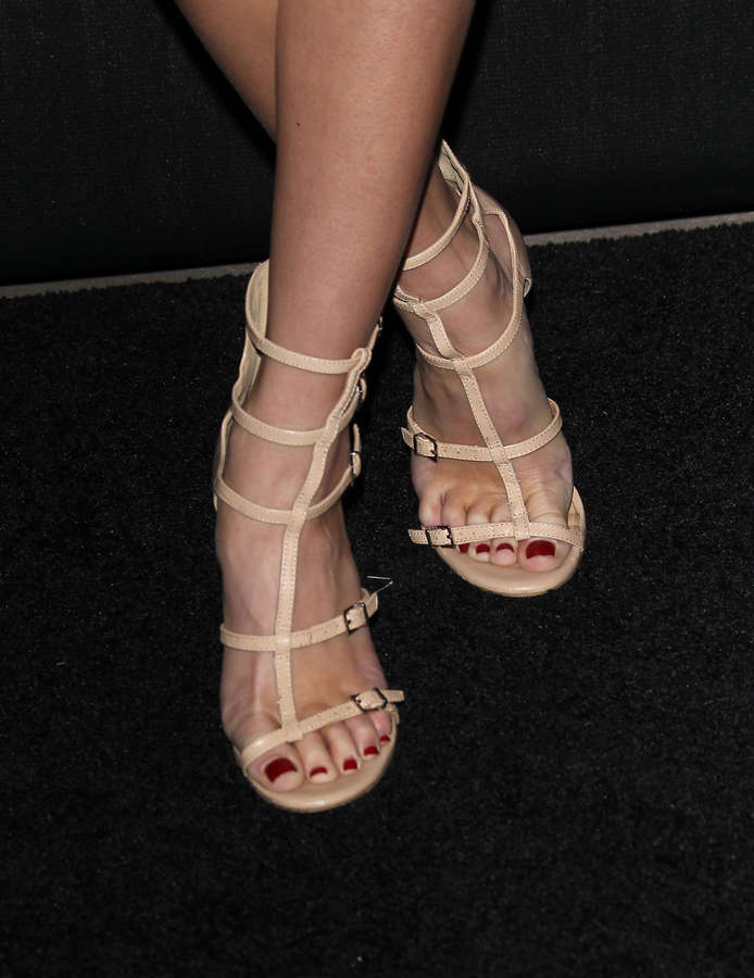 Chloe Bridges Feet