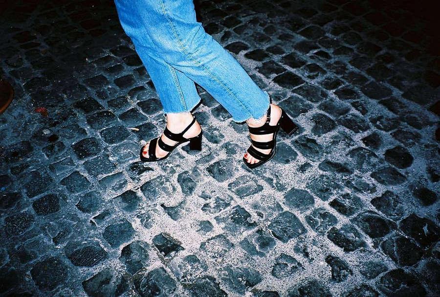 Mar Del Hoyo Feet