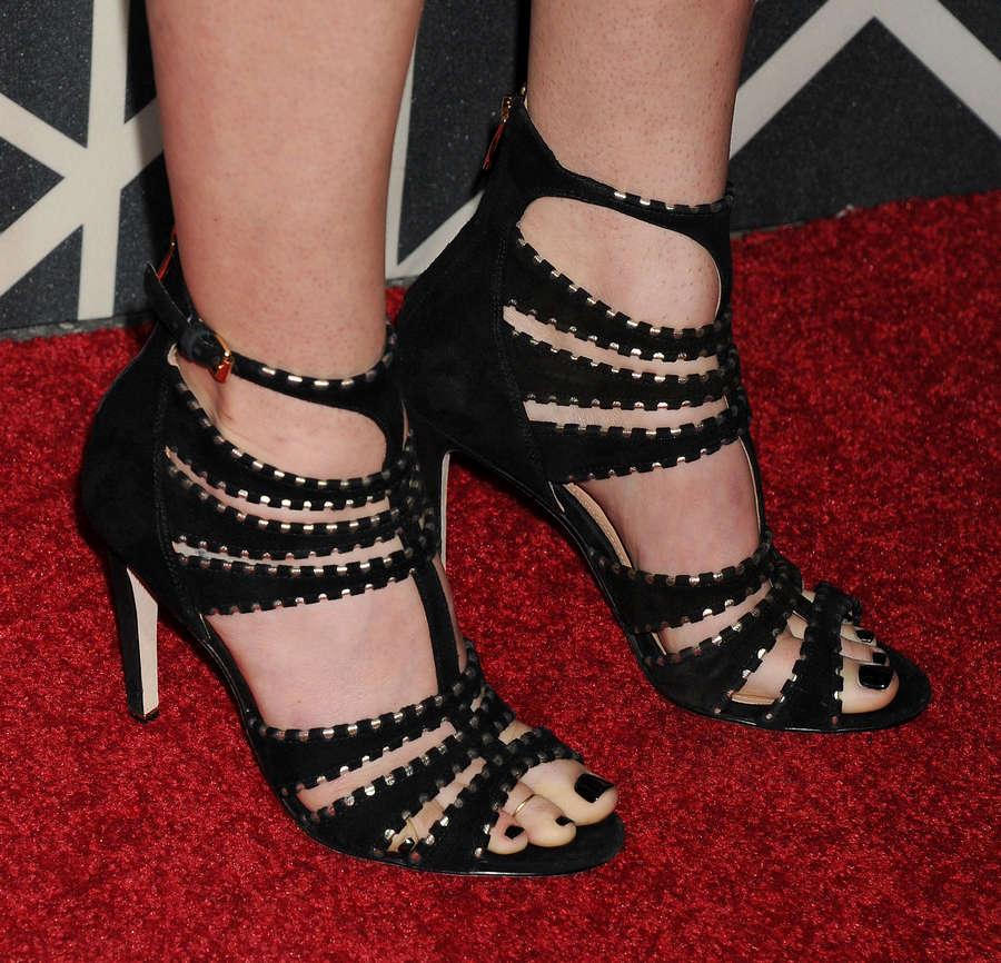 Rumer Willis Feet