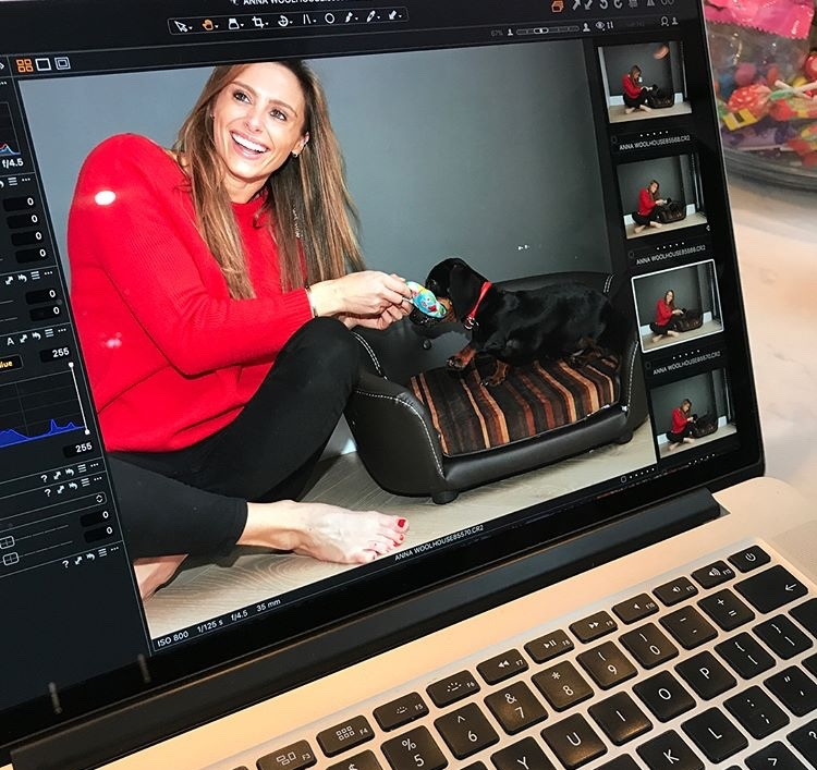 Anna Woolhouse Feet