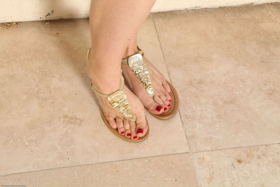 Keira Kelly Feet