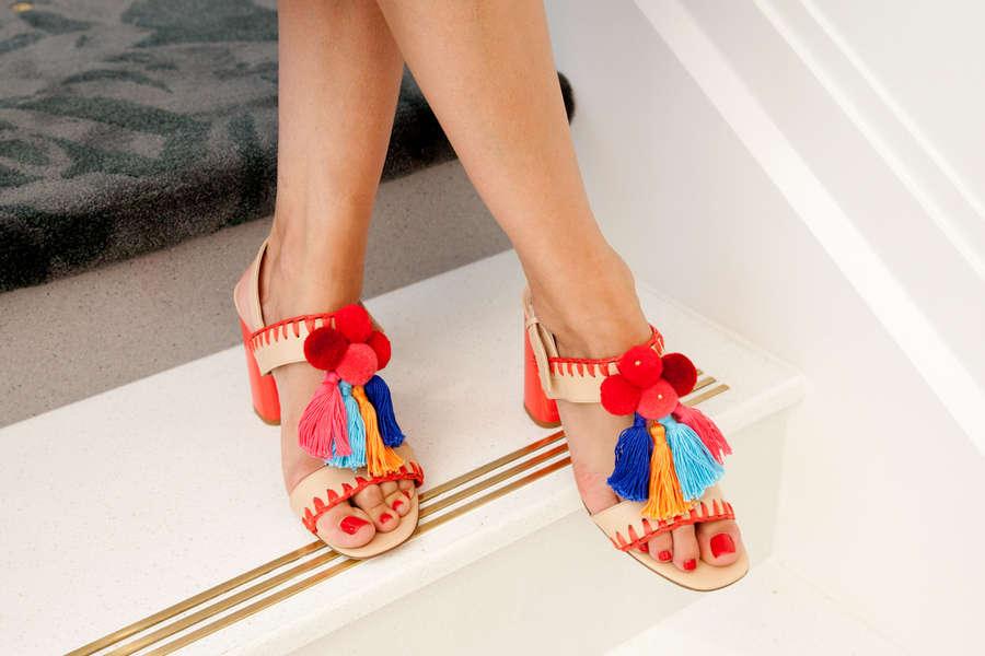 Soraya Bakhtiar Feet