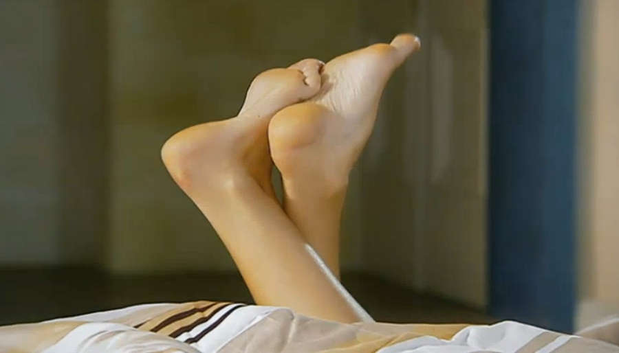 Theresa Underberg Feet