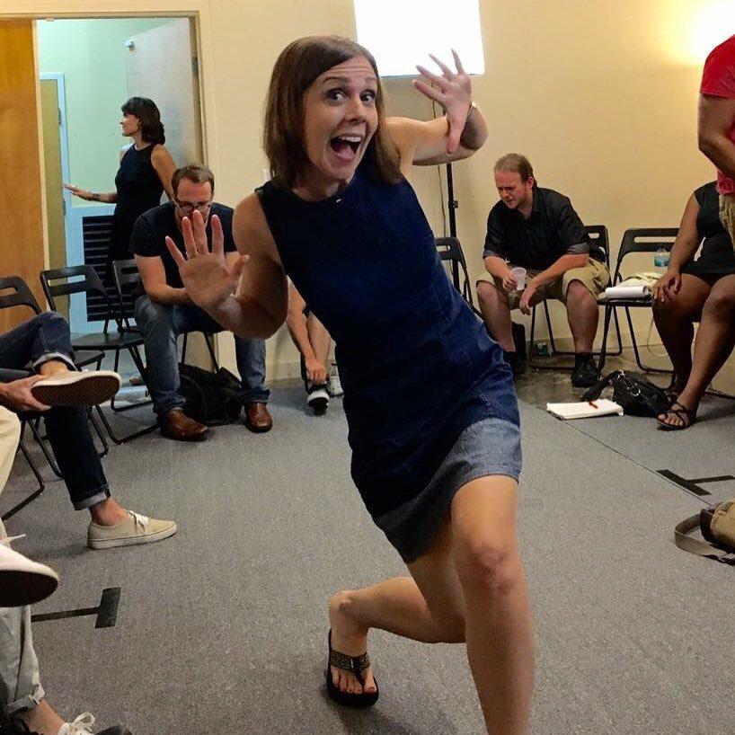 Erin Elizabeth Burns Feet