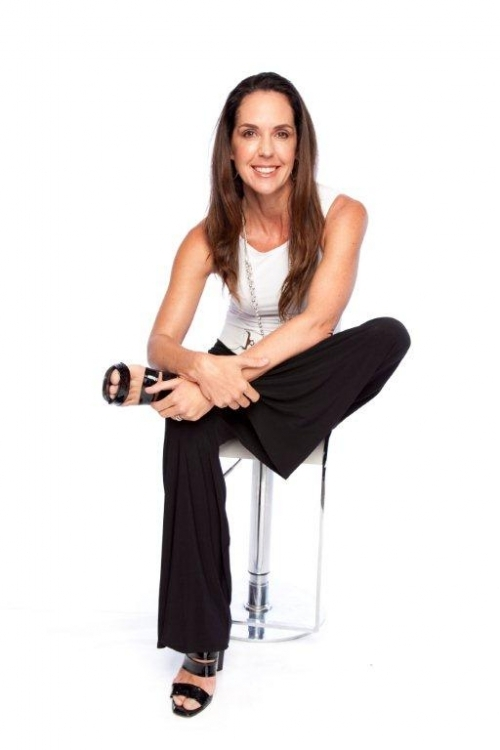 Janine Allis Feet