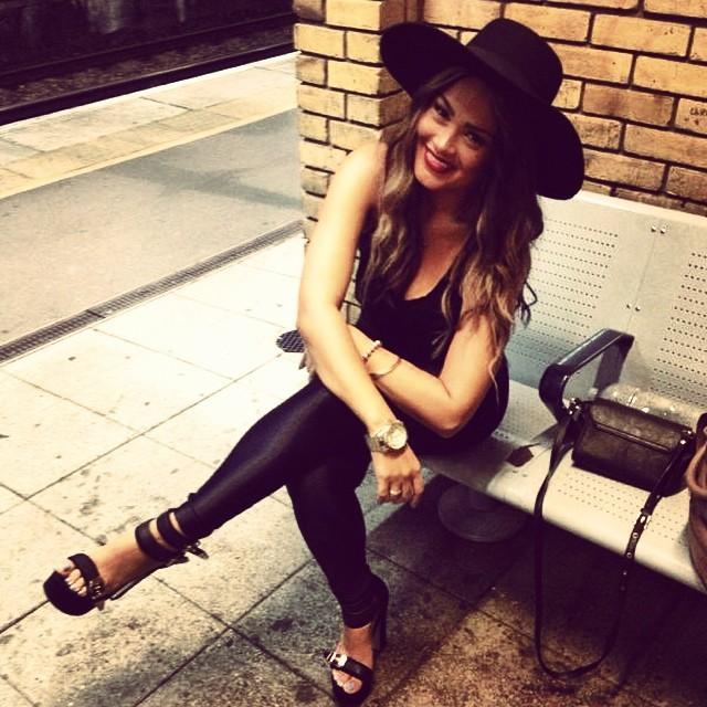 Zoe Birkett Feet