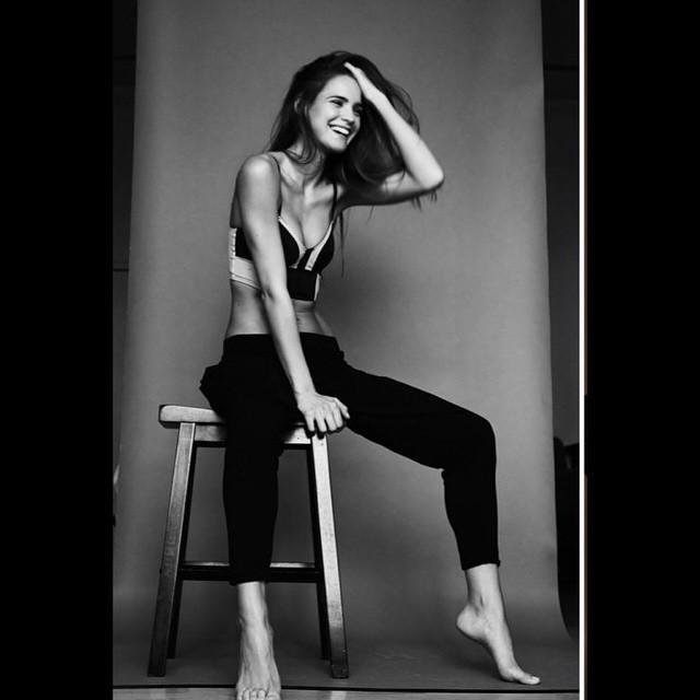 Deborah Mace Feet