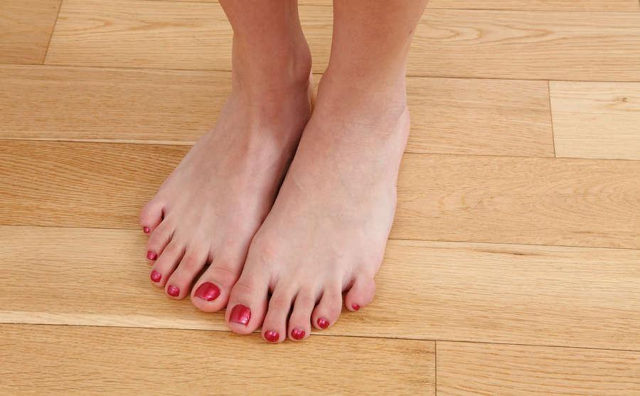 Lexi Bloom Feet
