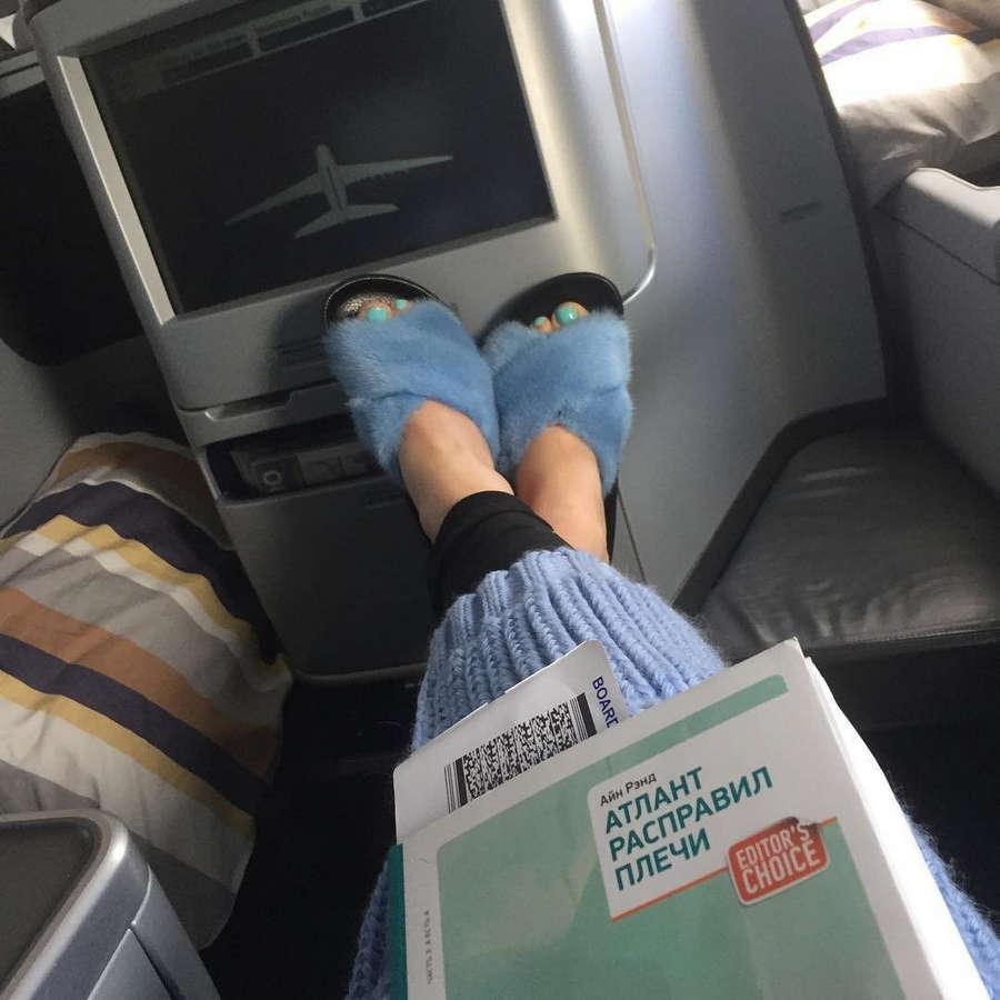 Natasha Korolyova Feet
