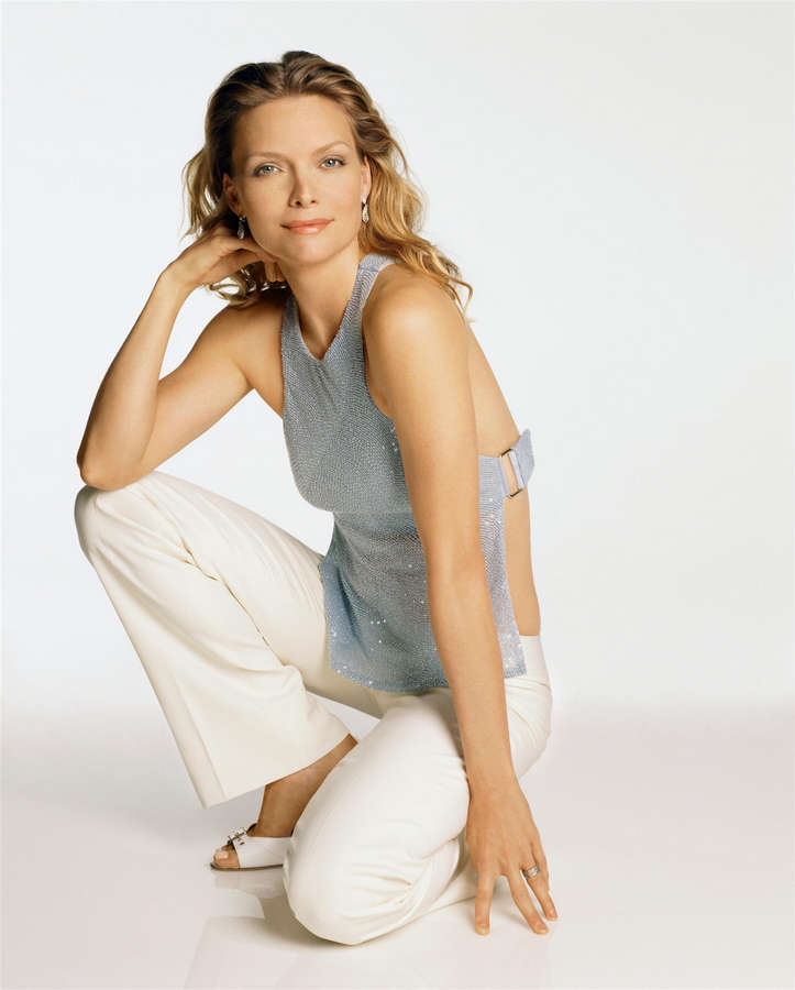 Michelle Pfeiffer Feet