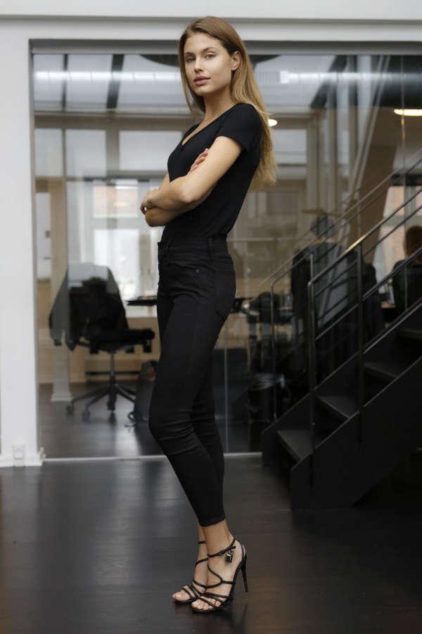 Maja Krag Feet