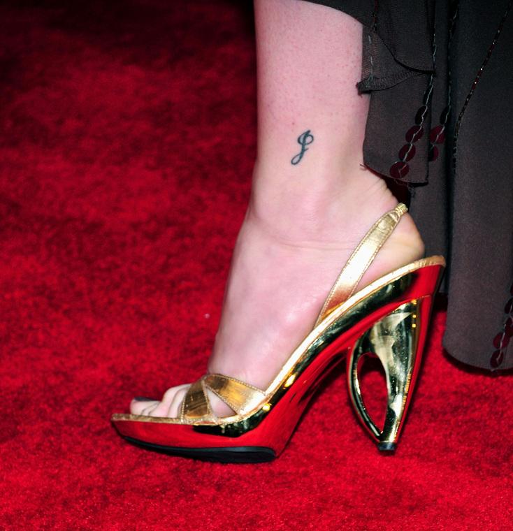 Jodi Lyn OKeefe Feet