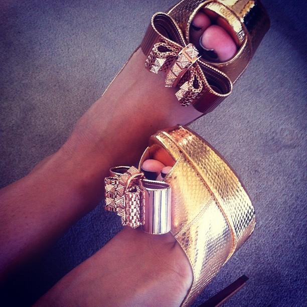 Nikki Phillips Feet