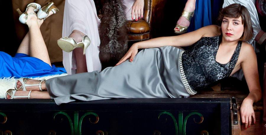 Alejandra Theus Feet