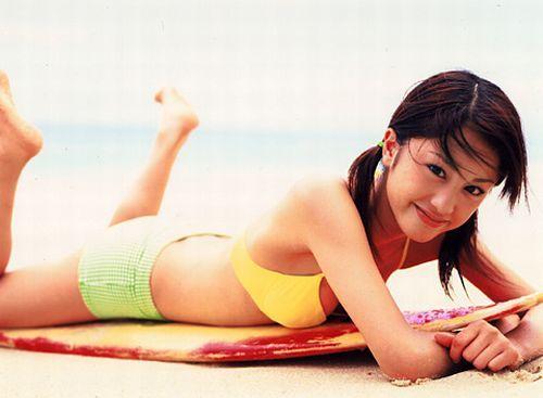 Chieko Kawabe Feet