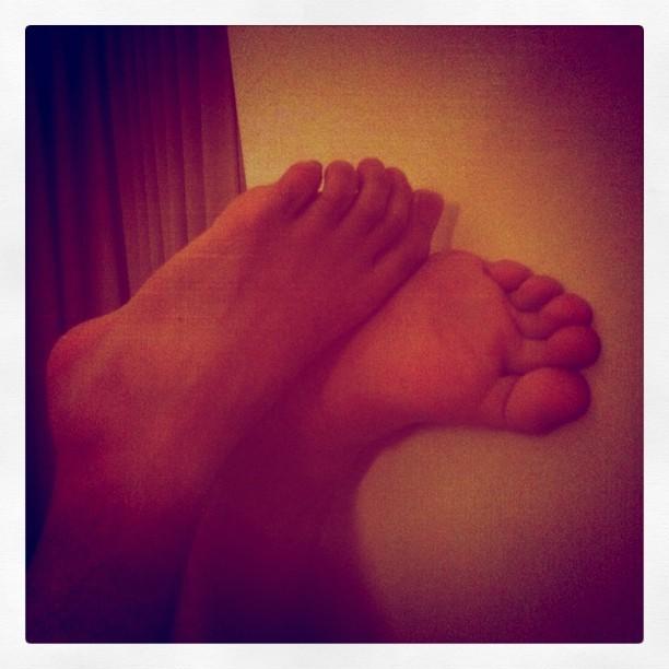 Nikki Muller Feet