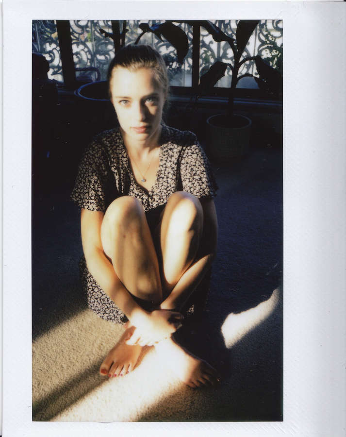 Anja Savcic Feet