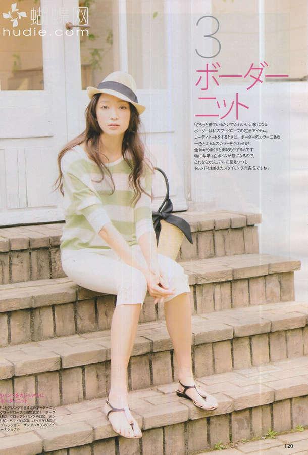 Anne Watanabe Feet