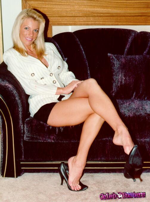 April Arikssen Feet