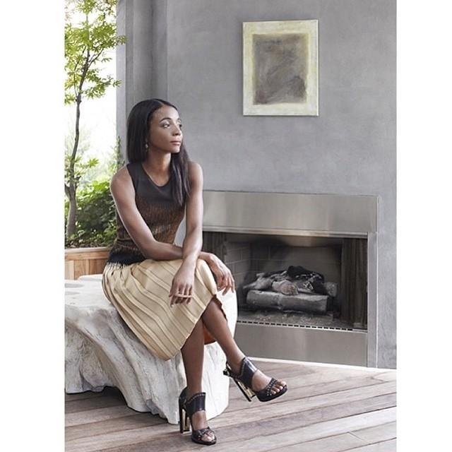 Genevieve Jones Feet
