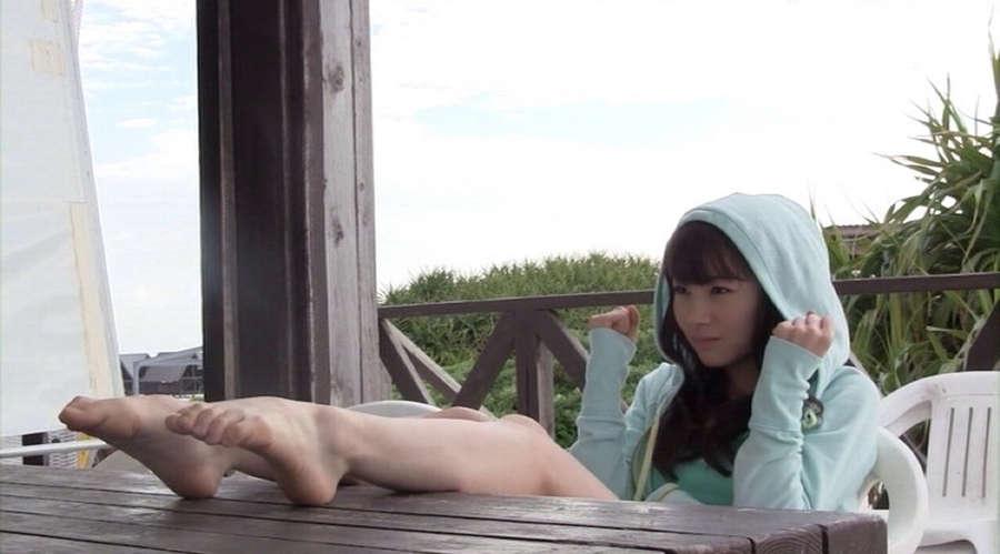 Ayumi Ishida Feet