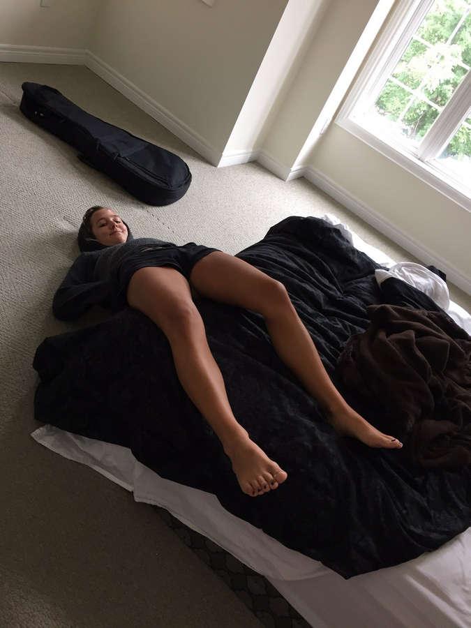 Kylie Miller Feet