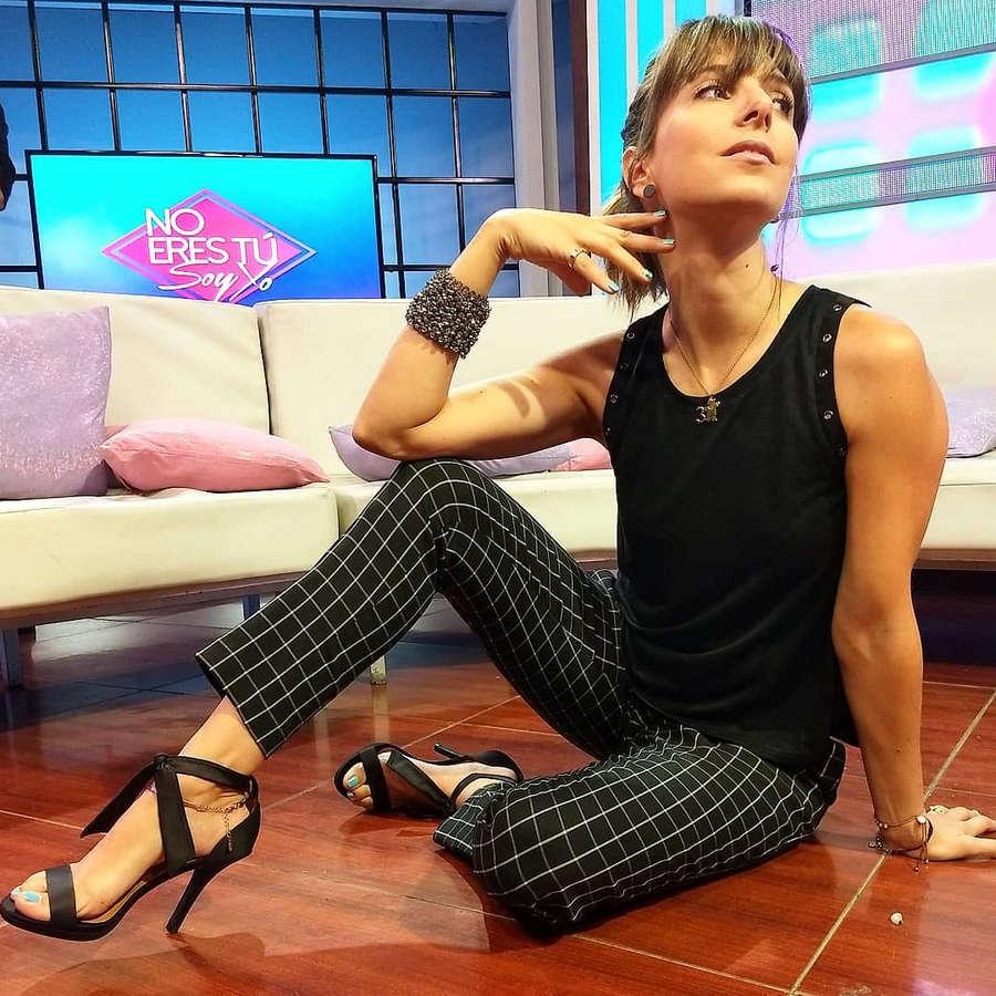 Jessica Abudinen Feet