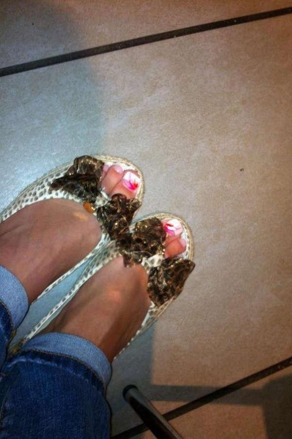 Tori Lee Feet