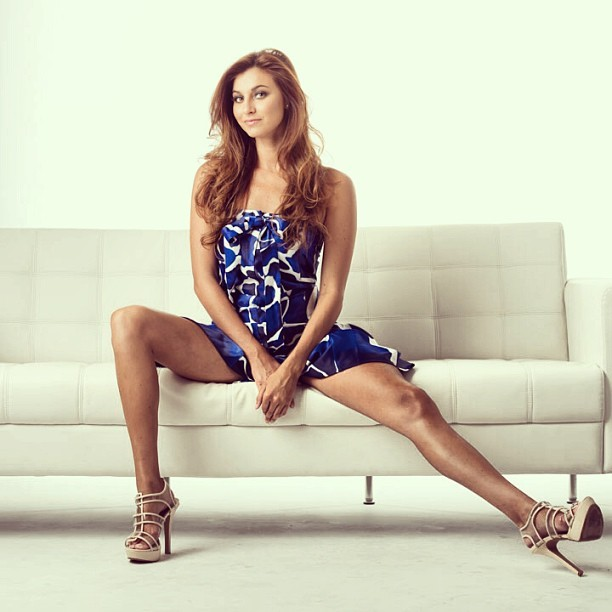 Nicole Spencer Feet