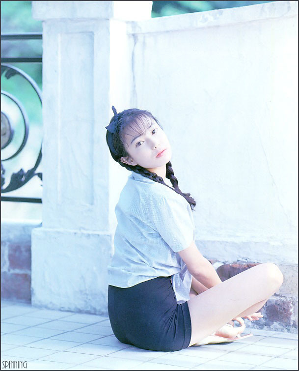 Miho Kanno Feet