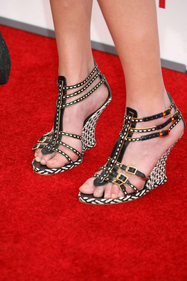 Deborah Kara Unger Feet