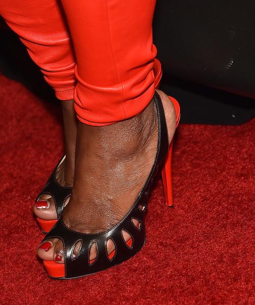 Phaedra Parks Feet