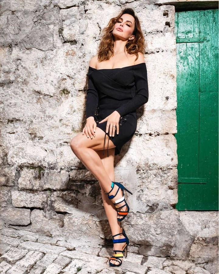 Severina Vuckovic Feet