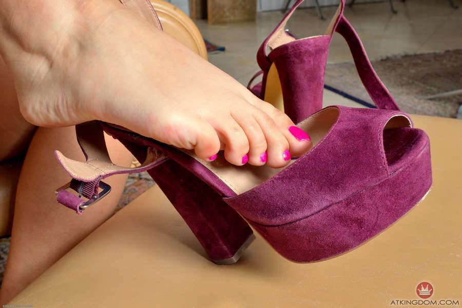 Demi Lopez Feet