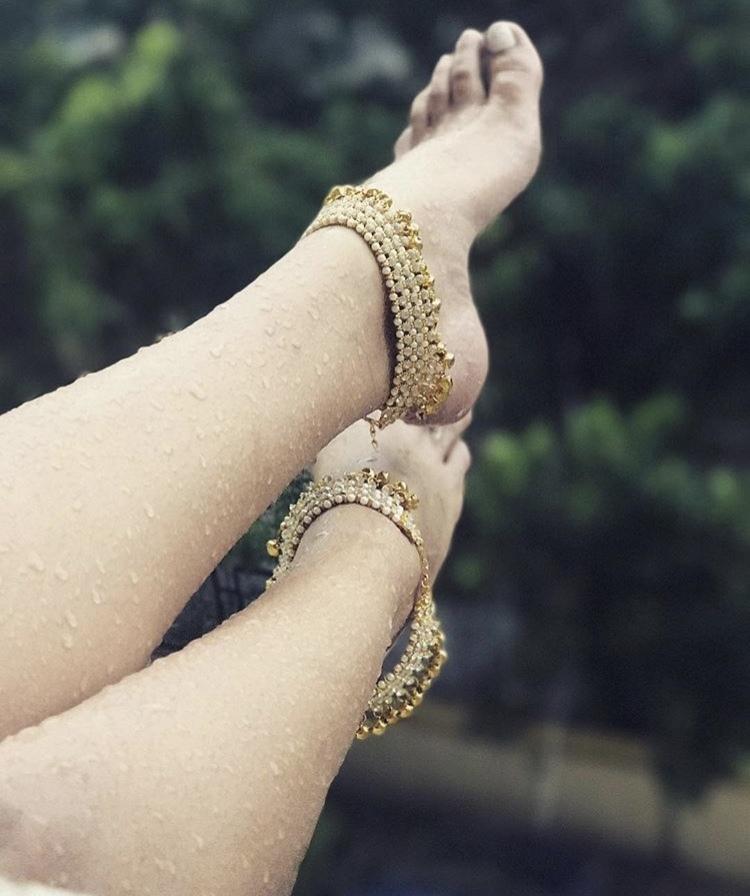 Alisha Farrer Feet