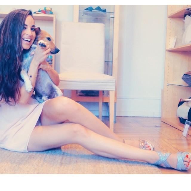 Lorena Van Herden Feet