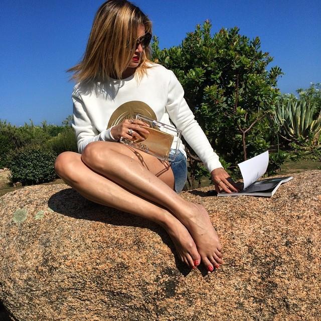 Elena Barolo Feet