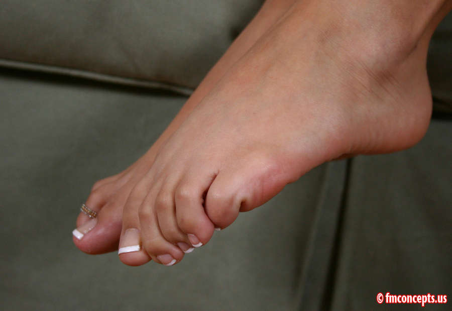 Jenaveve Jolie Feet