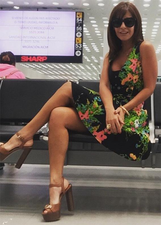 Sara Bustani Feet