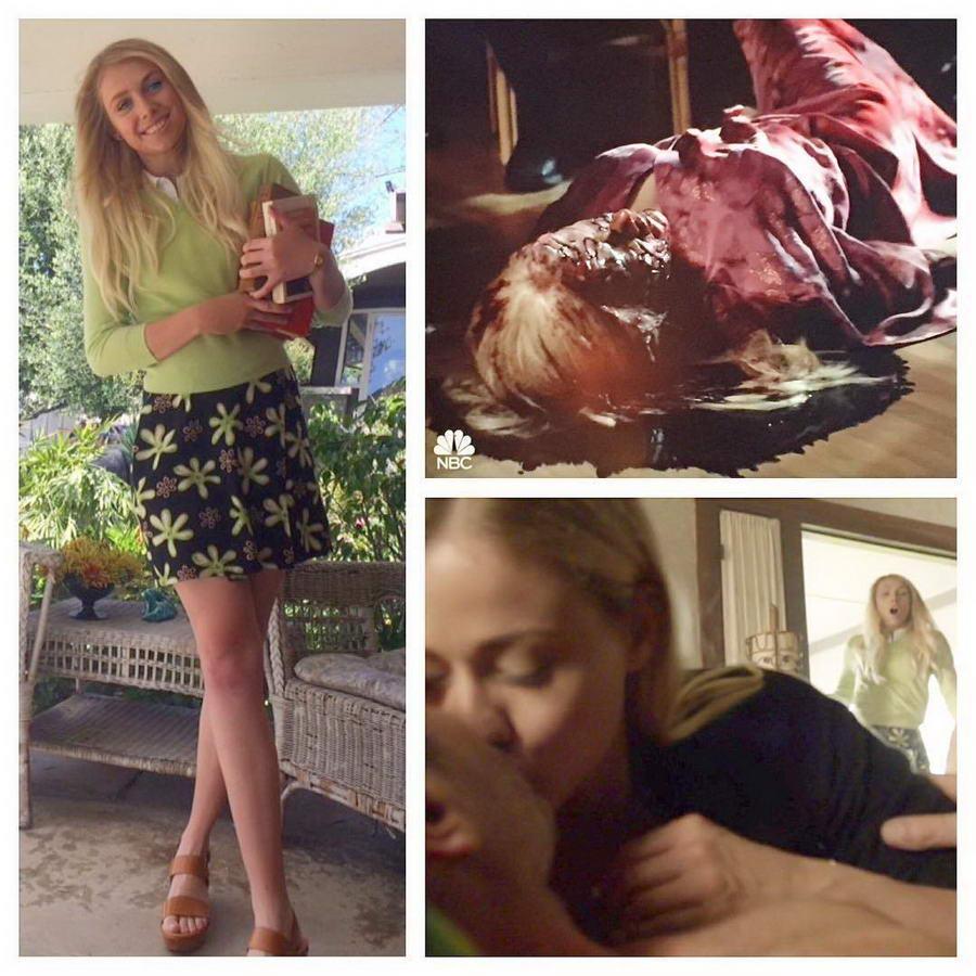 Charlotte Maltby Feet