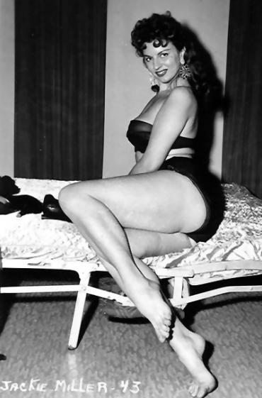 Jackie Miller Feet