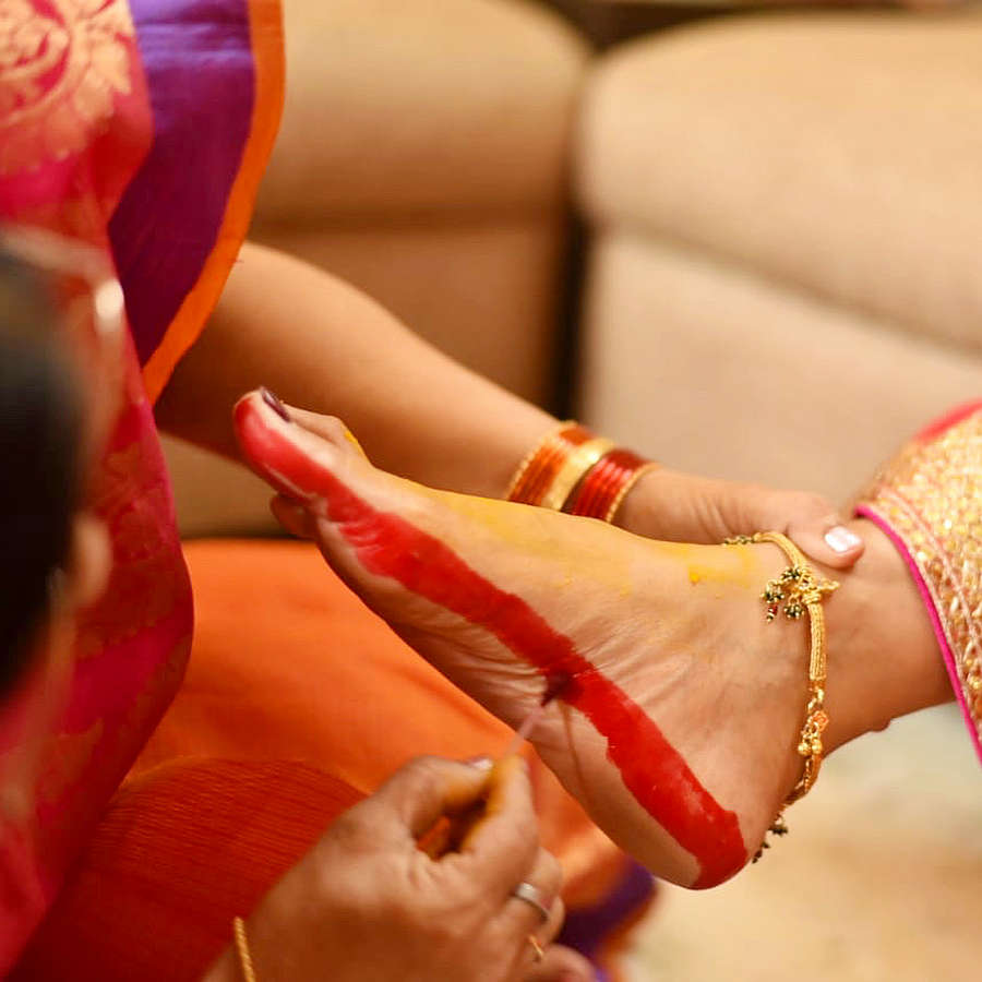Divyanka Tripathi Feet